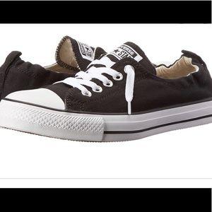 Converse All Star Shoreline Black Lo Top Sneaker